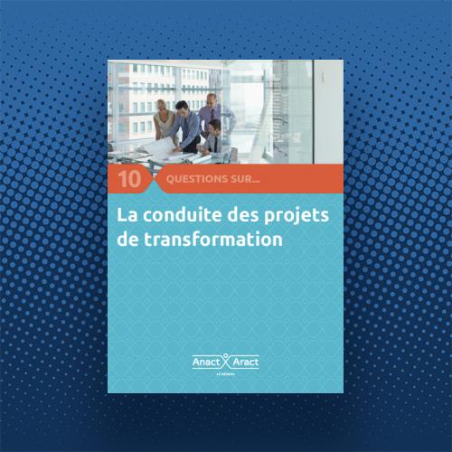 Conduite projet transformation