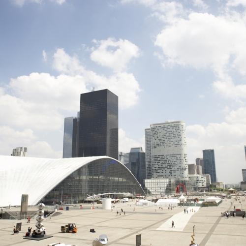 Image du quartier de La Défense