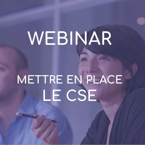webinar CSE