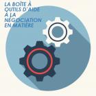 Illustration de la boîte à outil d'aide à la négociation en matière d'égalité